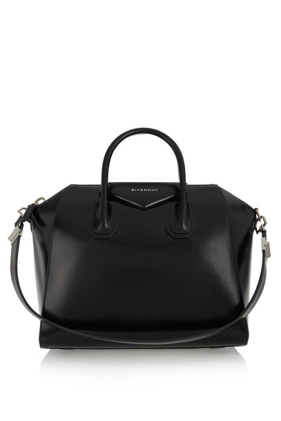 Givenchy bag leather black black leather