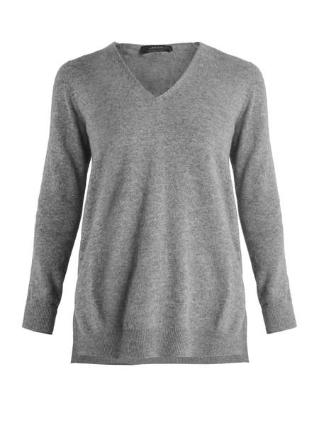 WEEKEND MAX MARA sweater grey
