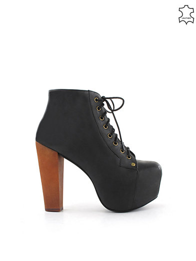 Lita Shoe - Jeffrey Campbell - Svart - Festskor - Skor - Kvinna - Nelly.com