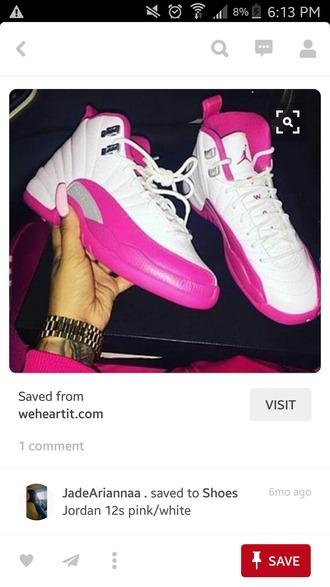 shoes pink jordans jordans