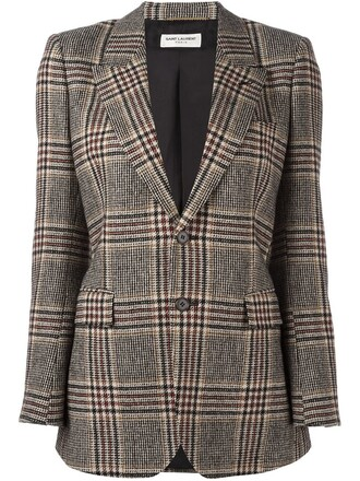blazer brown jacket