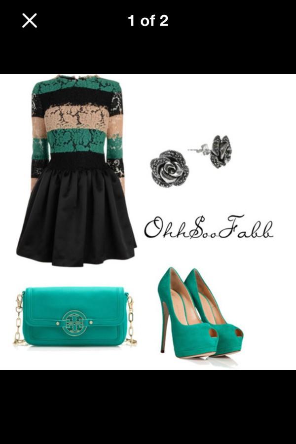 dress multi colored dress skirt