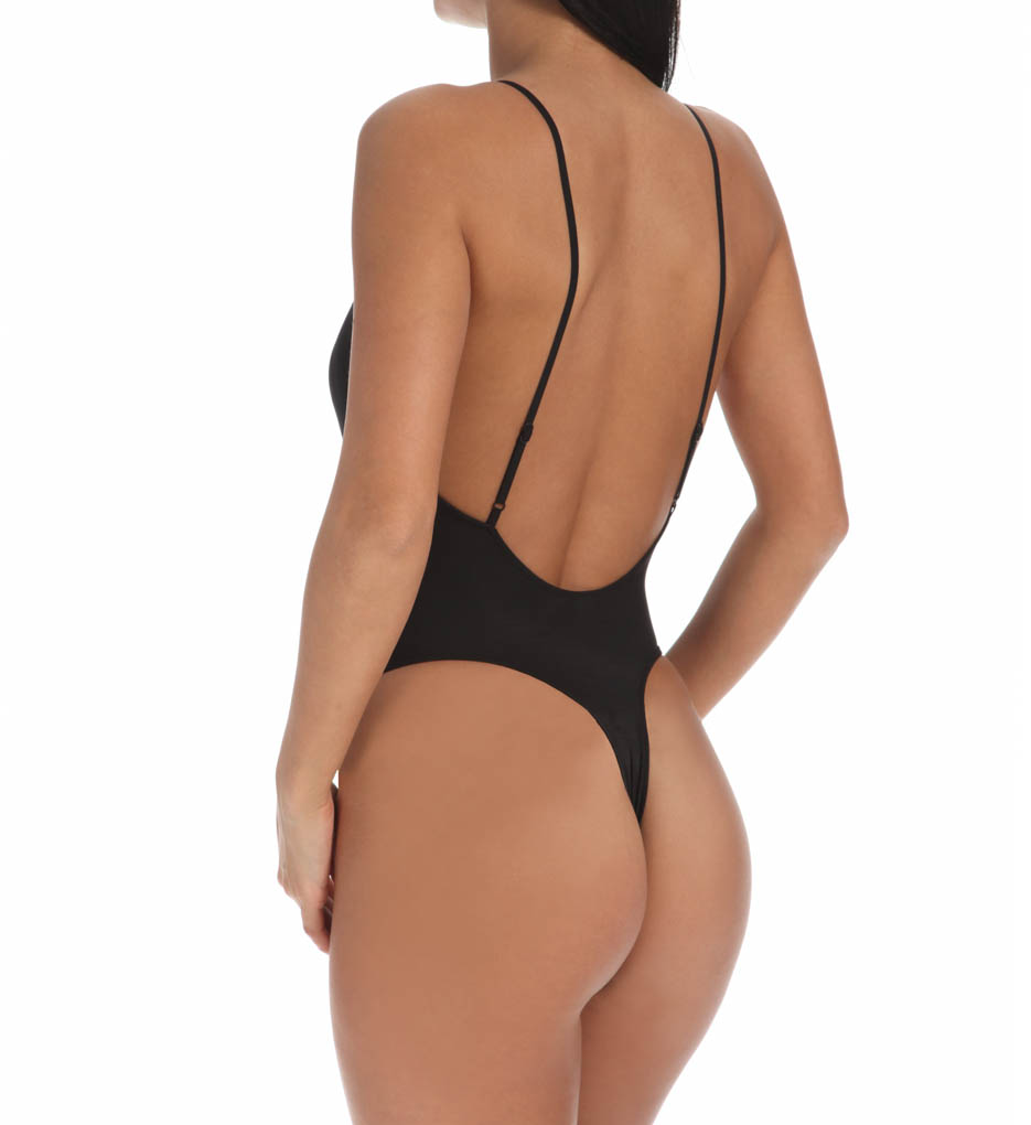 Only Hearts Second Skin Thong Bodysuit 8288 - Only Hearts Slips