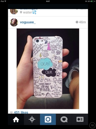 jewels phone cover the fault in our stars cute