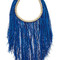 Atena fringed necklace