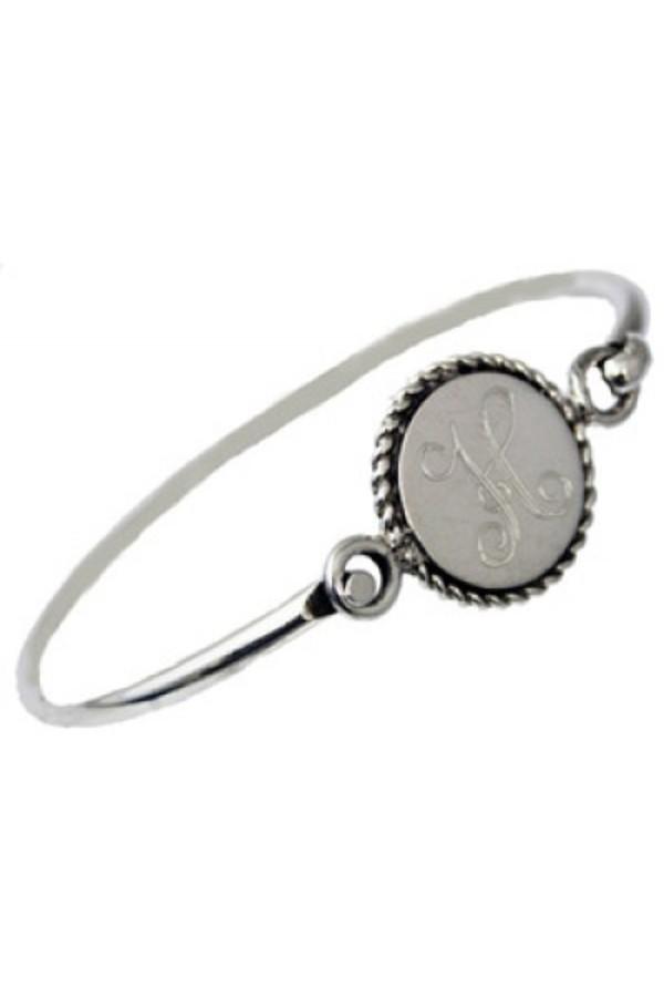 jewels bracelets cuff jewelry initial monogram bracelet fashion style monogram