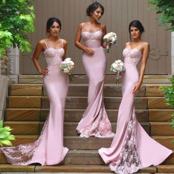 3246556d463 dress prom prom dress pink lace lace dress tulle dress pink dress pastel  pastel pink maxi