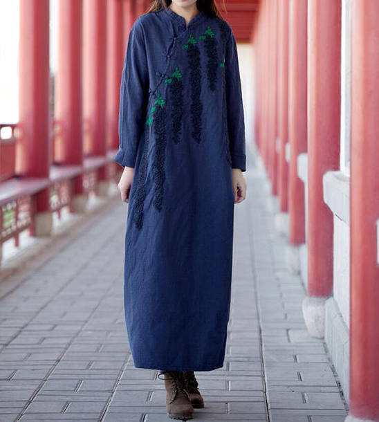dress long robe
