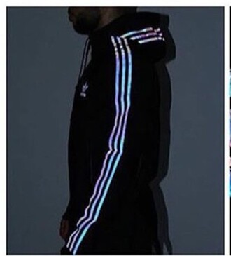 jacket adidas jacket holographic windbreaker