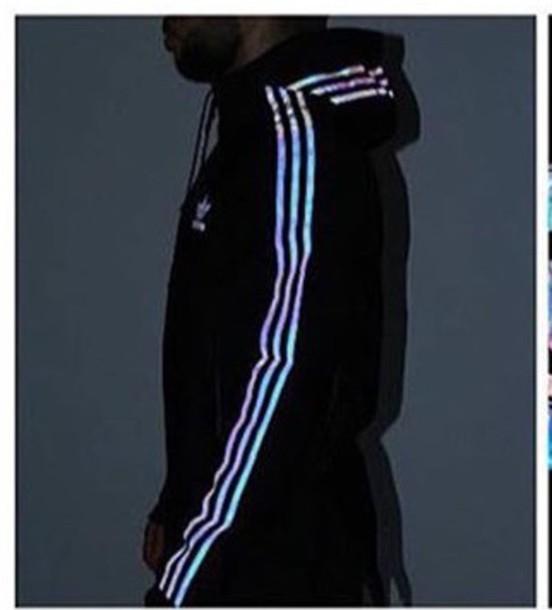 Jacket Adidas Jacket Holographic Windbreaker Wheretoget