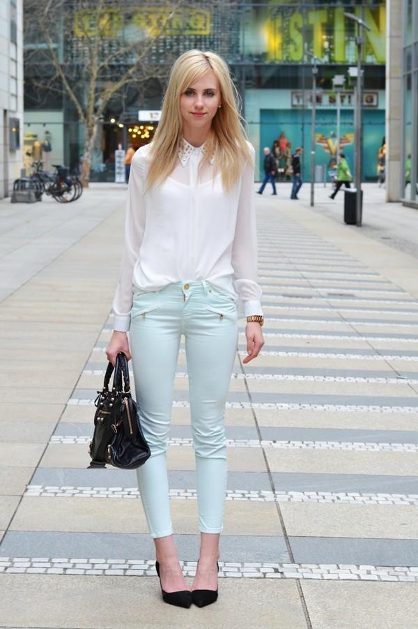 vogue haus blouse t-shirt pants shoes bag jewels