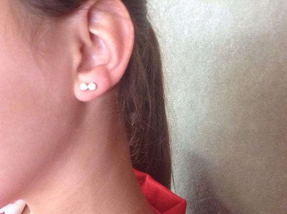 infinity hair accessories earrings ear cheap diamonds