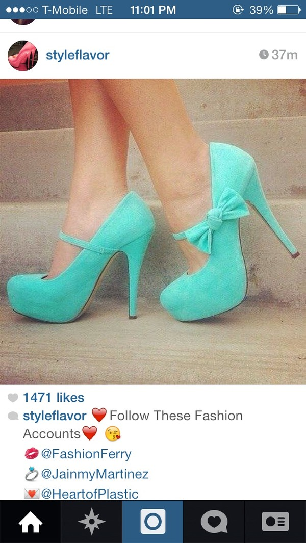 shoes heels mint suede