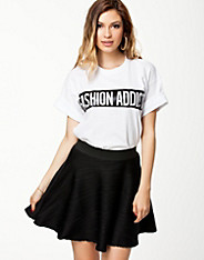 Fashion Addict Tee, River Island