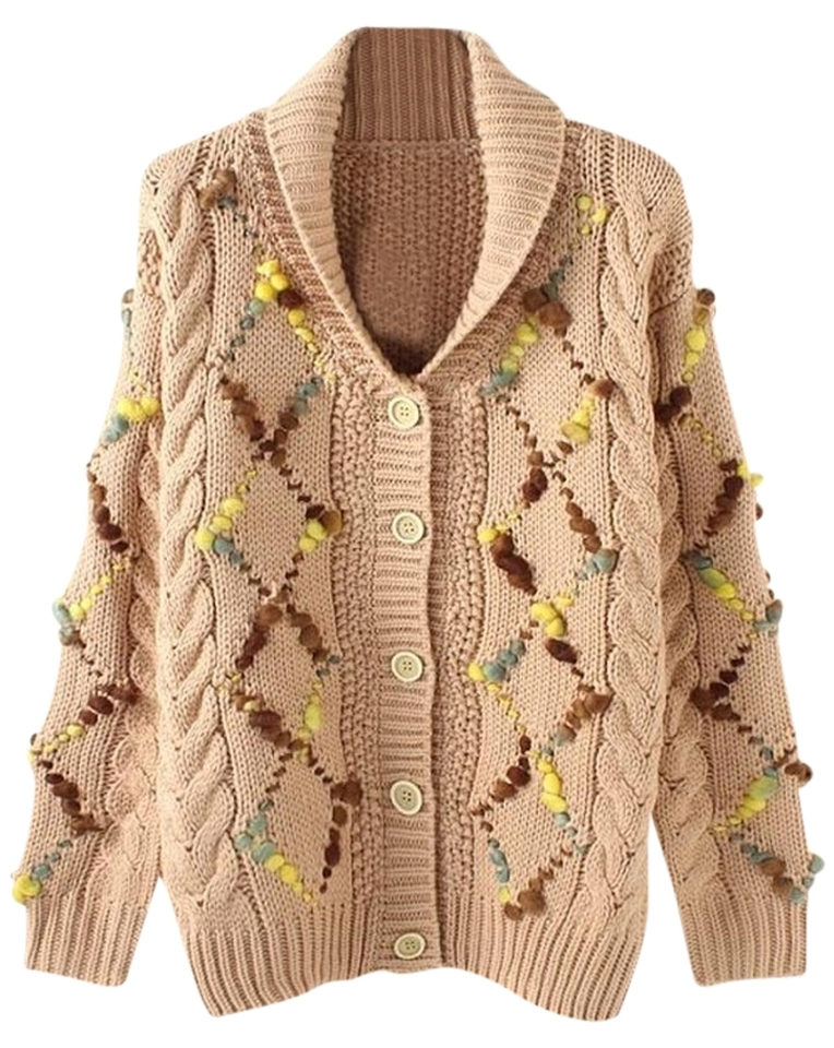 Cardigan Knit Cardigan Sweater 69% Off | Tradesy