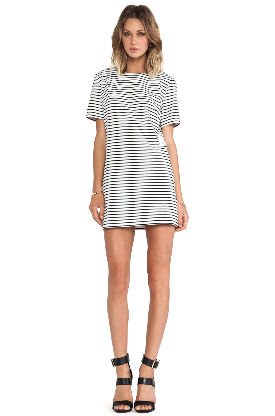 Cameo The Motion Dress in Stripe | REVOLVE