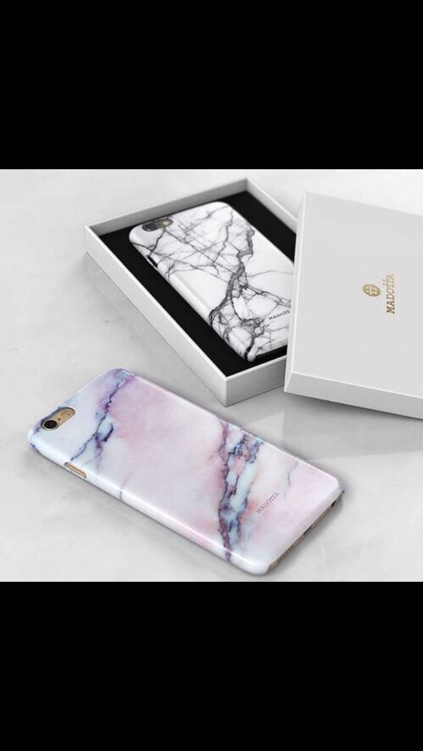 brand new 936af 15c0e Real Marble iPhone & iPod Case by Grace   Society6