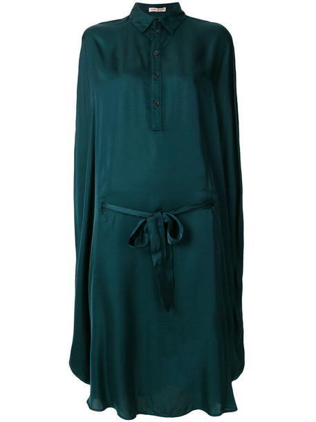 dress women egg green
