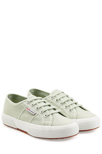 classic sneakers green shoes