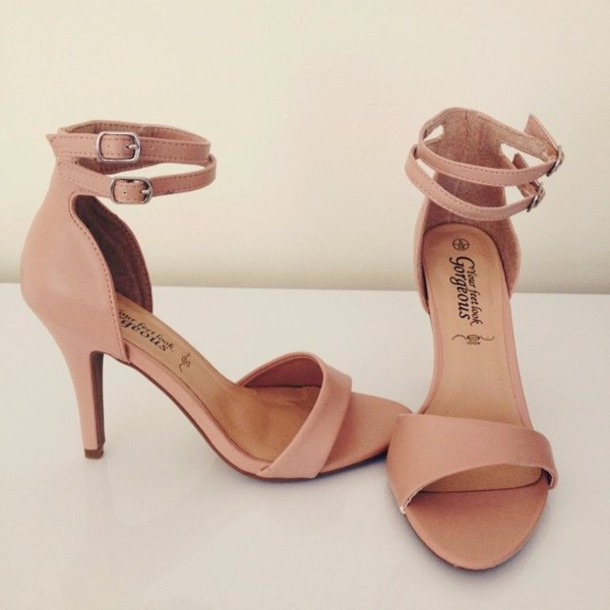 230c22a0e170 dusty pink nude high heels yourfeetlookgorgeous shoes