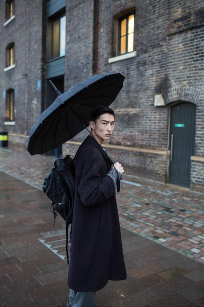 home accessory umbrella black asian