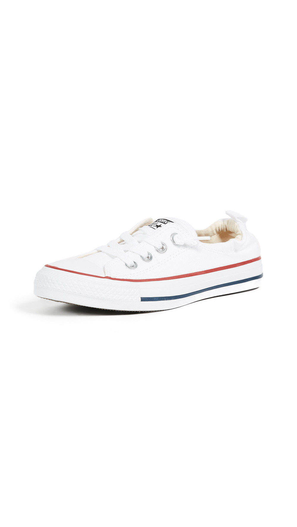 Converse Chuck Taylor All Star Shoreline Slip On Sneakers in white