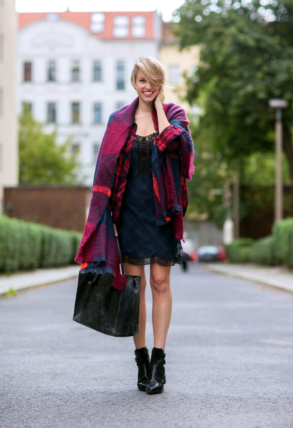 ohh couture blogger shoes scarf bag