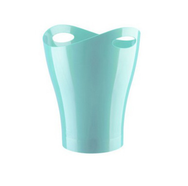 home accessory desk aqua plastic