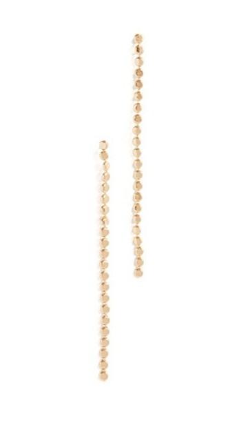Jules Smith earrings gold jewels