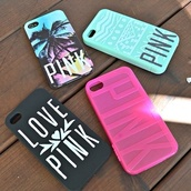 phone cover,phone,accessories,iphone,fashion,pink,pink by victorias secret,victoria's secret