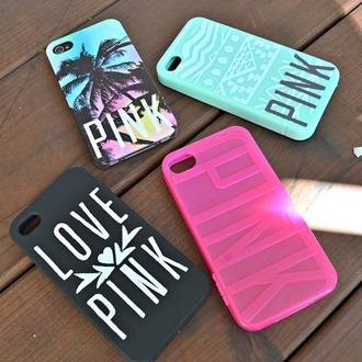 phone cover phone accessories iphone fashion pink pink by victorias secret victoria's secret