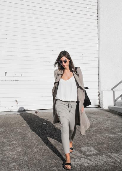 bag sunglasses blogger modern legacy