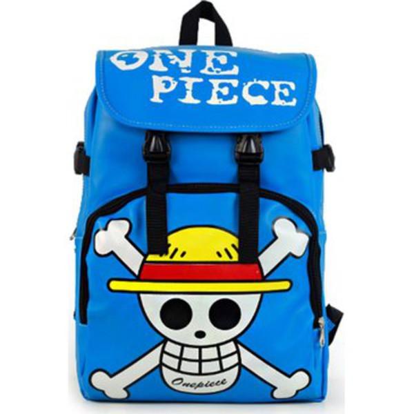 bag punk style backpack