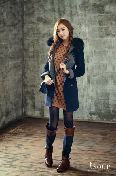 shoes jessica jung coat