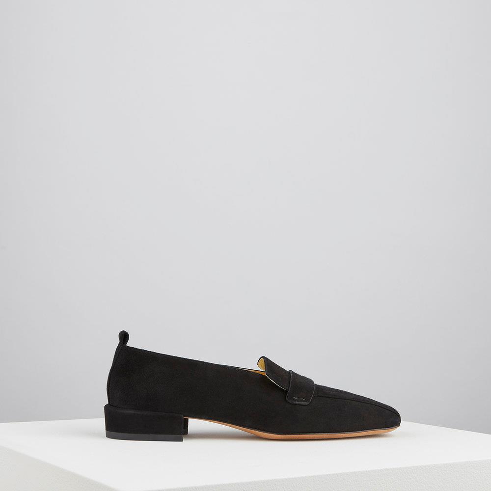 Comoda Loafers Nero