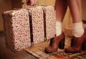 vintage,suitcase,new years resolution,bag,shoes