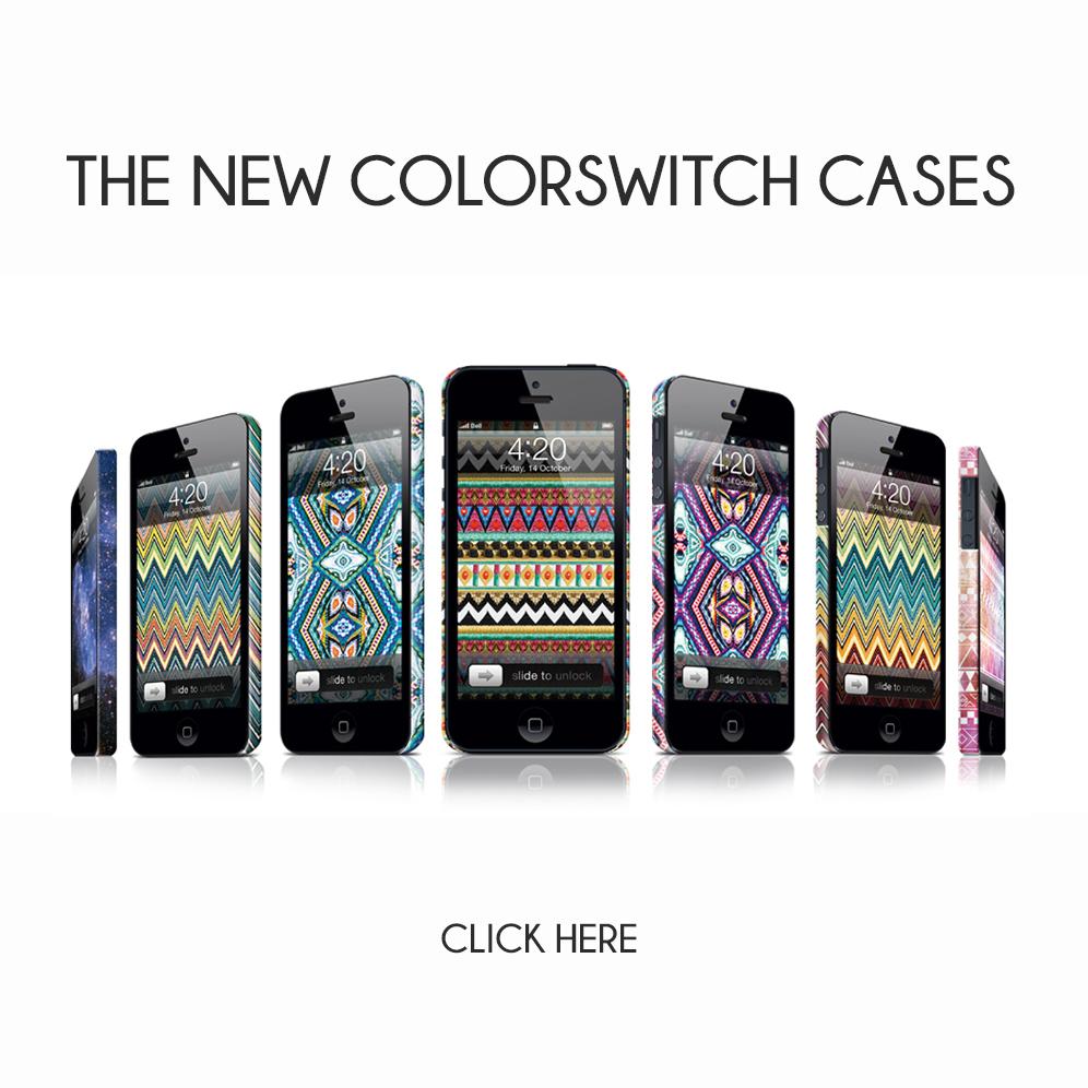 ColorSwitch .NL is de beste in het personaliseren van jouw iPhone.