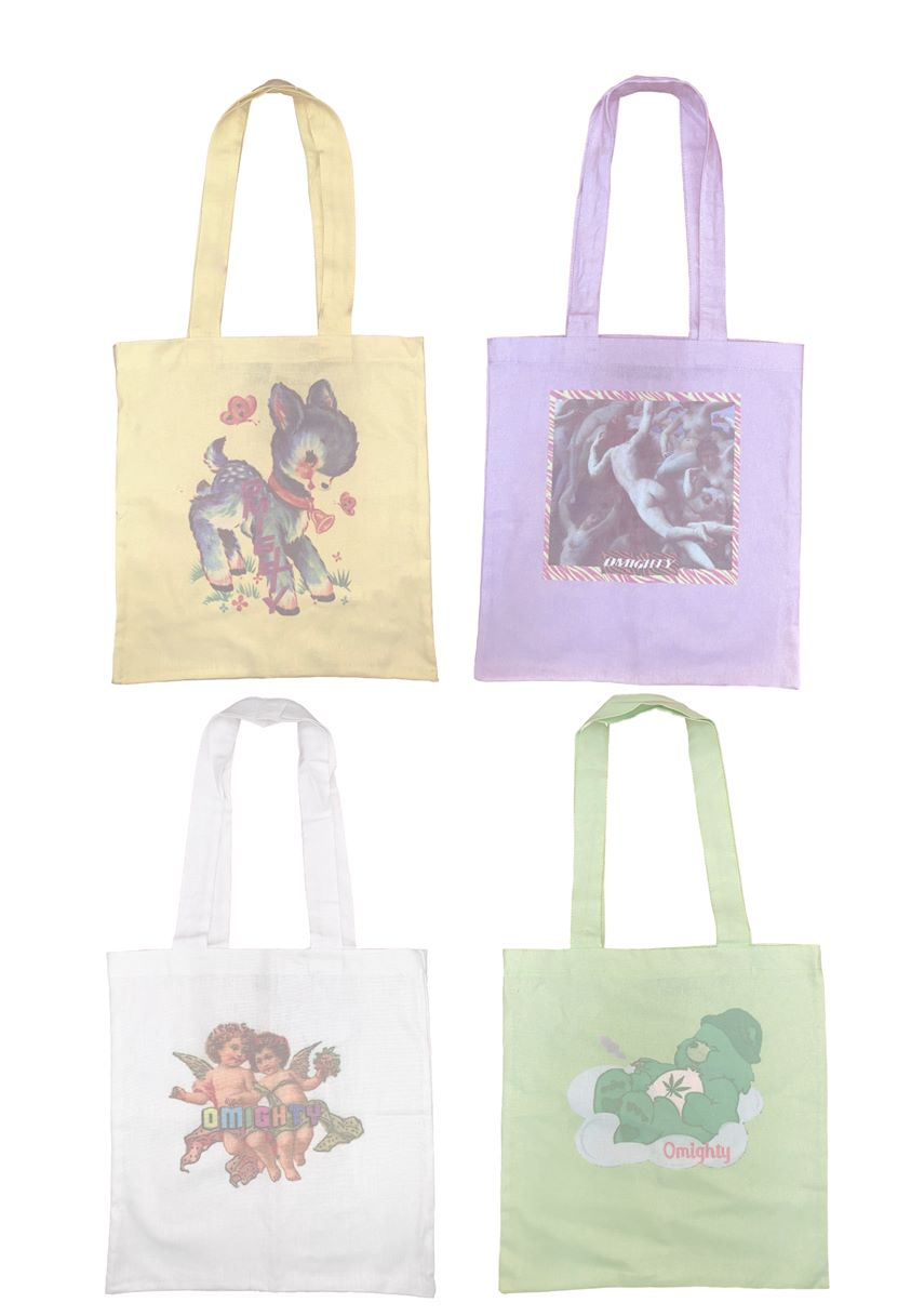 FREE LIMITED ED TOTE BAG