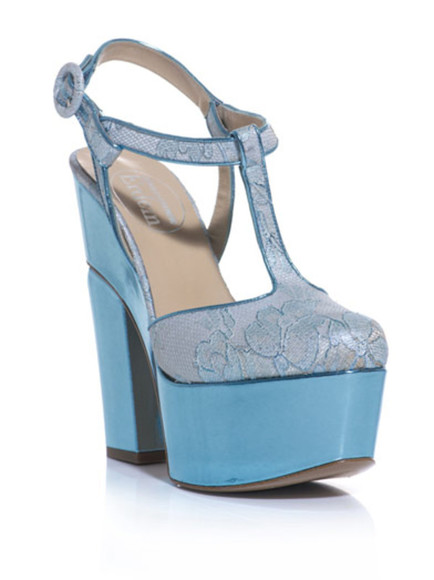 erdem shorts nicholas kirkwood nicholas kirkwood for erdem shoes metalic lace platform shoes high heels platform shoes