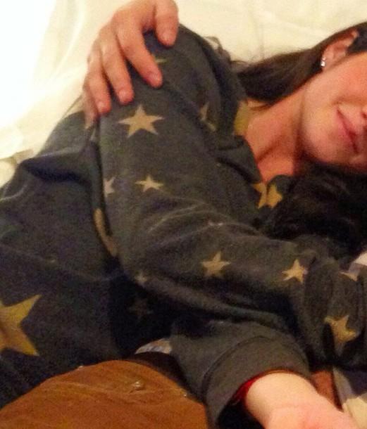 shirt navy dress stars fleece slouchy sweater off the shoulder sweater