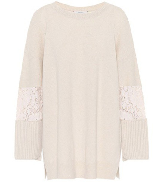 Dorothee Schumacher sweater wool beige