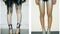 These $50 tights will make it look like glittery wax is melting from your crotch