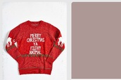 sweater,ugly christmas sweater