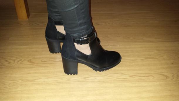shoes black heels zara shoes