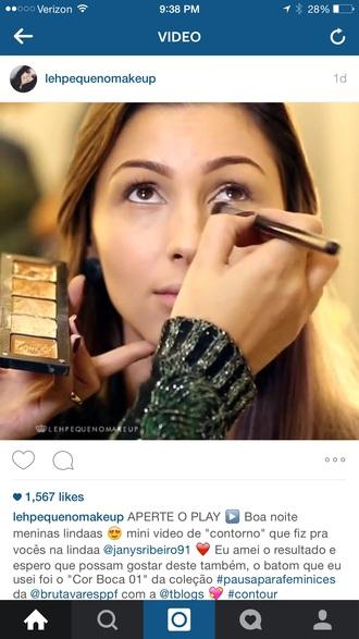 make-up contour palette contour makeup contouring makeup palette