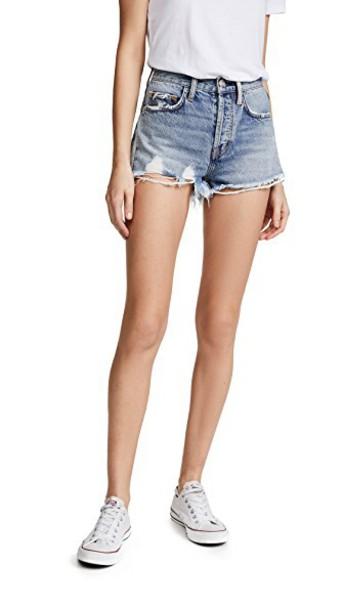 Current/Elliott shorts high