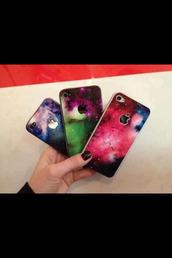 jewels,iphone case,iphone 4 case,galaxy print,bag,phone cover,iphone cover,iphone,iphone 5 case,fashion,sunglasses,apple