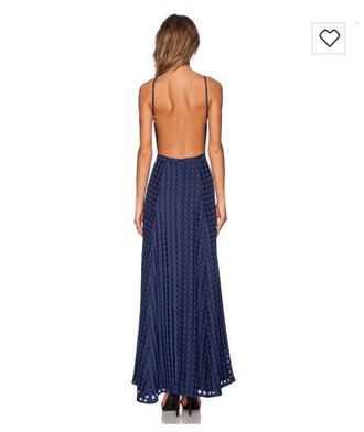 dress blue dress navy dress open back dresses maxi dress checkered dress