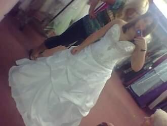 dress wedding dress 2010 wedding dress white