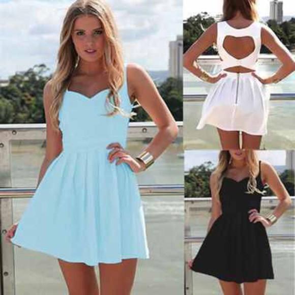 heart heart-shaped cute dress s'cute
